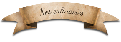 Nos culinaires